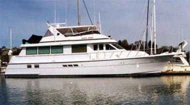 Продажа яхты White Wind - HATTERAS