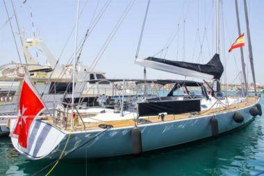 "Buy a yacht JOY II  - MAG FRANCE 90' 0"""