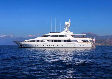 Купить яхту 46m Benetti  в Atlantic Yacht and Ship