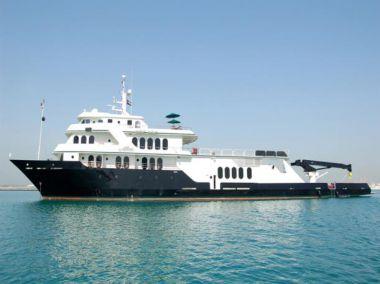 Стоимость яхты Global - SHADOW MARINE 2007