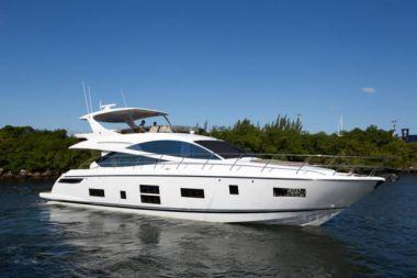 Купить яхту PEARL 65 - PEARL MOTOR YACHTS 2017 в Atlantic Yacht and Ship