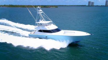 Продажа яхты Nina Marie - VIKING Convertible