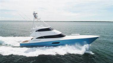 Купить яхту 2015 92 VIKING  - VIKING Skybridge в Atlantic Yacht and Ship