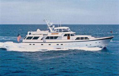 Стоимость яхты ENCORE V          - BURGER