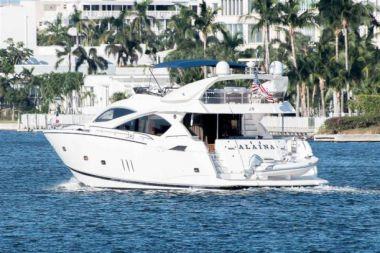 Стоимость яхты Alaina - SUNSEEKER