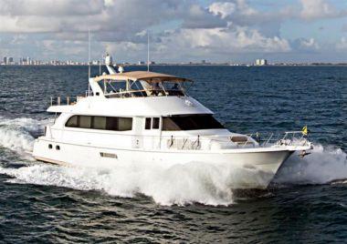 Стоимость яхты Coho - HATTERAS 2000