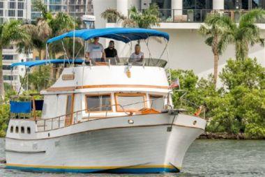 Продажа яхты The Giuliana - MARINE TRADER Marine Trader 43 Sundeck