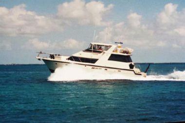 Стоимость яхты 52ft 1990 Hatteras 52 Cockpit Motor Yacht - HATTERAS