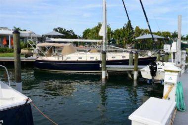 Hope and Glory yacht sale