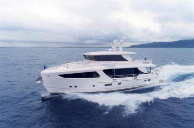 Стоимость яхты FD80-603 (ex-FD77) - HORIZON