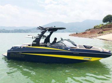 Лучшие предложения покупки яхты (Casa) 2018 Malibu M235 @ Valle de Bravo - MALIBU