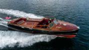 Купить яхту Sea Stag II - CUSTOM Stephens Brothers Triple Cockpit Runabout в Atlantic Yacht and Ship