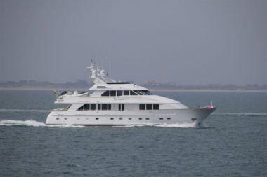 Продажа яхты BY GRACE * (Name Reserved)