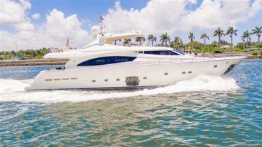 "Продажа яхты ""Cinque Mare - FERRETTI 881 Motor Yacht"
