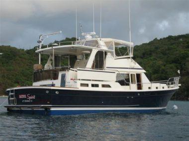 Купить яхту DAKOTA SPIRIT в Atlantic Yacht and Ship
