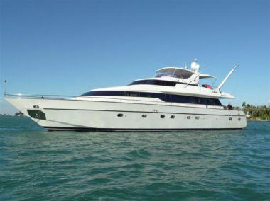 Стоимость яхты WINSOME - Mangusta