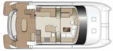 SEASIDE BLONDE - HORIZON PC52 yacht sale