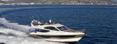 Купить яхту Galeon 550 FLY - GALEON 2022 в Shestakov Yacht Sales