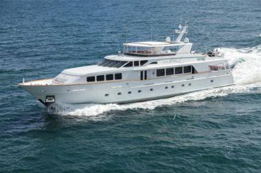 Купить яхту Carte Blanche - TRINITY Pilot House в Atlantic Yacht and Ship