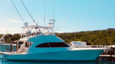 Купить яхту Tiki Bar - VIKING 66 Cnv в Atlantic Yacht and Ship