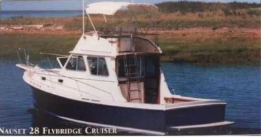 Стоимость яхты Shandygaff - NAUSET
