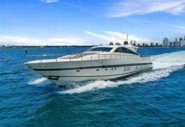 Стоимость яхты Zen - LEOPARD
