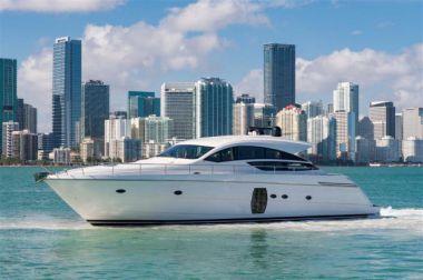 Стоимость яхты 64ft 2009 Pershing 64 - PERSHING 2009