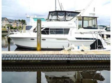 Buy a yacht Seahorse - CARVER