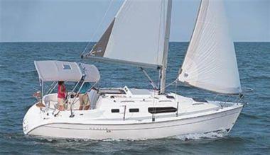 "best yacht sales deals Knot On Call - HUNTER 30' 0"""