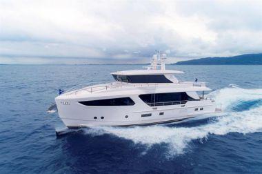FD80 Skyline (New Boat Spec ) - HORIZON 2021 yacht sale