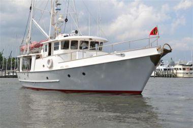 Продажа яхты Jenny - NORDHAVN 46