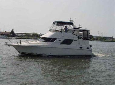 "Продажа яхты Silverton 392 ""Island Fever"" - SILVERTON 2000"