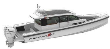 Axopar 37 SC yacht sale