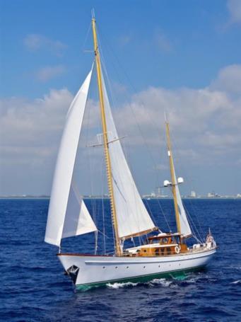Купить яхту SEA DIAMOND - ABEKING & RASMUSSEN в Atlantic Yacht and Ship