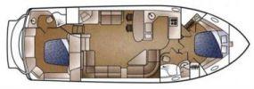 """Купить 46' 2002 Carver 466 Motor Yacht - CARVER 46' 0"""""""